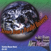 Scenes from a Parallel Universe Cover