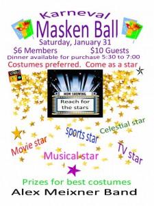 Masken Ball 2015