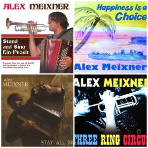 alex's current CDs