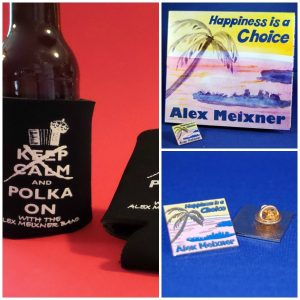 alex meixner's assorted merchandise