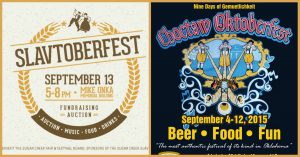 Slavtoberfest & Choctaw Oktoberfest