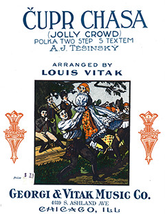 Jolly Crowd Sheet Music