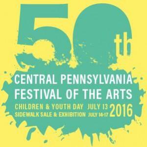 2016 Central Pennsylvania Festival of the Arts