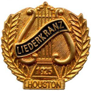 Houston Liederkranz Emblem
