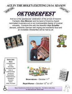 Ace in the Hole Oktoberfest 2016
