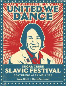 Sugar Creek Slavic Fest 2016 - United We Dance