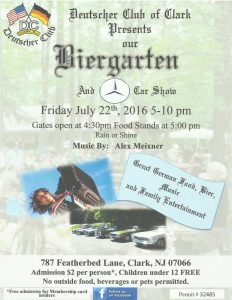 Deutscher Club July 22