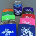 Why Die Thirsty Koozies in Assorted Colors