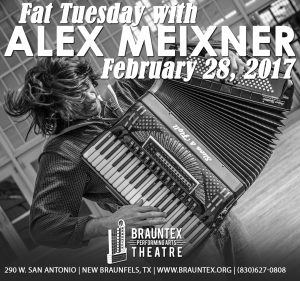 Fat Tuesday 2017 at the Brauntex Theatre