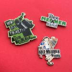 New Pins in the Online Shop