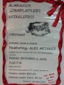 Kringlefest 2016
