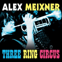 Three Ring Circus Cover