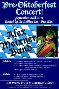 Pre-Oktoberfest Event - New Ulm, MN