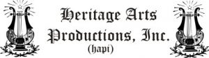 heritage arts productions logo
