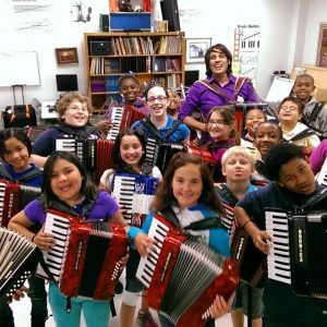 accordionstudents