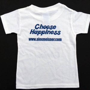 Back of Happiness is a Choice Shirt