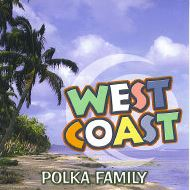 west coast polka family band CD