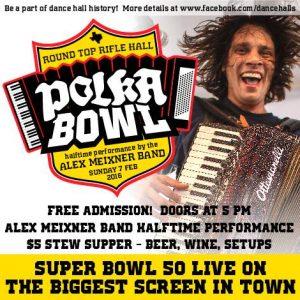Polka Bowl 2016