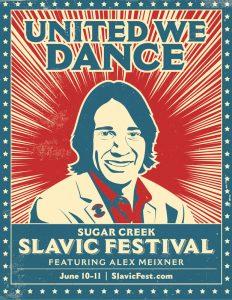 Sugar Creek Slavic Fest 2016 - United We Dance