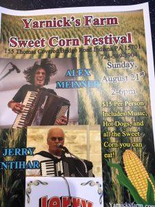 Yarnick's Farm Sweet Corn Festival