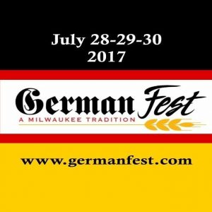 Milwaukee Germanfest 2017