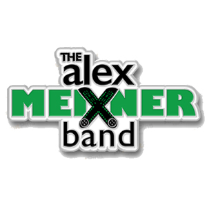 Alex Meixner Band Logo Pin