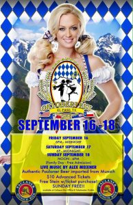 Authentic El Paso Oktoberfest 2016