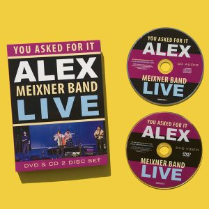 You Asked For It - DVD & CD Set