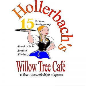 Hollerbachs-Willow-Tree- Cafe-Sandord, Florida