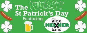 Hollerbach's The Wurst St. Patrick's Day 2017
