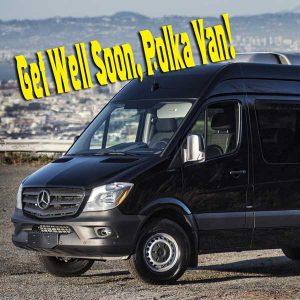 Polka Van