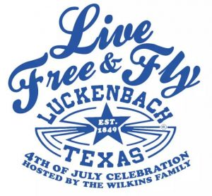 Luckenbach Texas 4th of July