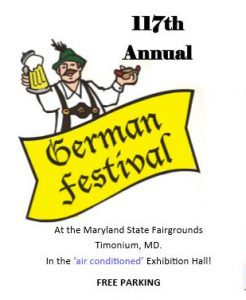 2017 Maryland German Festival