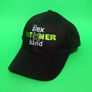 Alex Meixner Band Baseball Cap