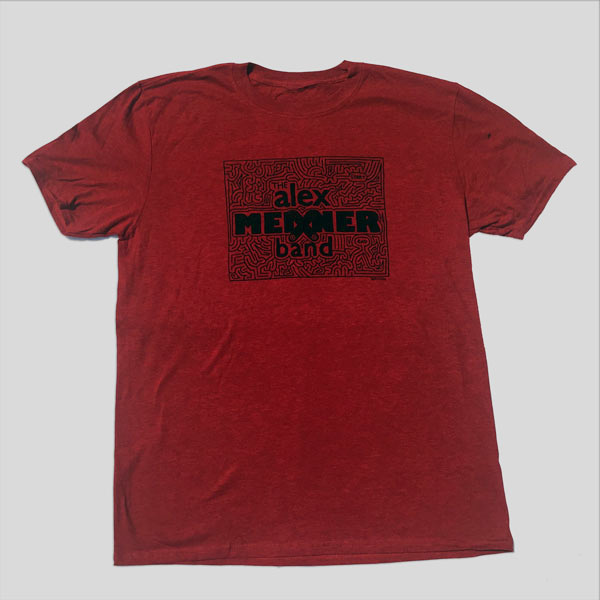 Men's Alex Meixner Band Maze Shirt