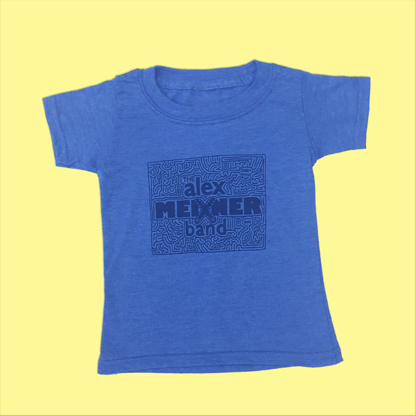Toddler Shirt Alex Meixner Band