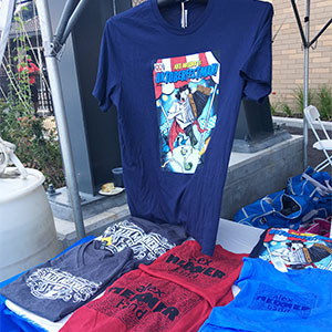 Alex Meixner Oktoberfestman, Maze and Make Some Noise Shirts