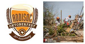 Addison Oktoberfest - Team Rubicon