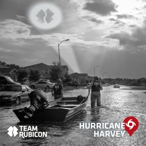 Team Rubicon Hurricane Harvey