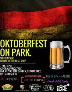 OKTOBERFEST+ON+PARK