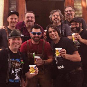 Alex Meixner Band Wurstfest 2017