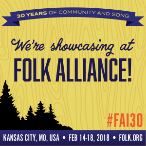 Folk Alliance 2018 Showcase