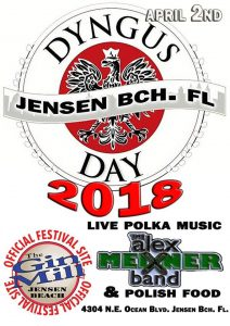 Dyngus Day Jensen Beach 2018