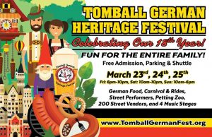 Tomball German Heritage Festival 2018