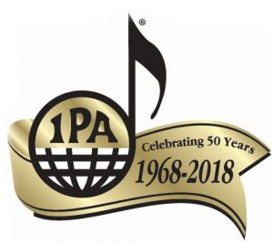 International Polka Association 50 Anniversary Logo