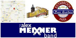 Alex Meixner Band Tour August 11-14