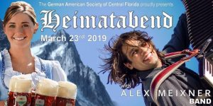 German American Central Florida March 2019