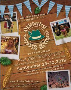 Oktoberfest Pittsburgh 2018