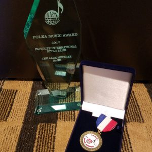 IPA Award 2017 Alex Meixner Band