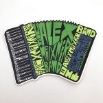 Alex Meixner Band Accordion Sticker